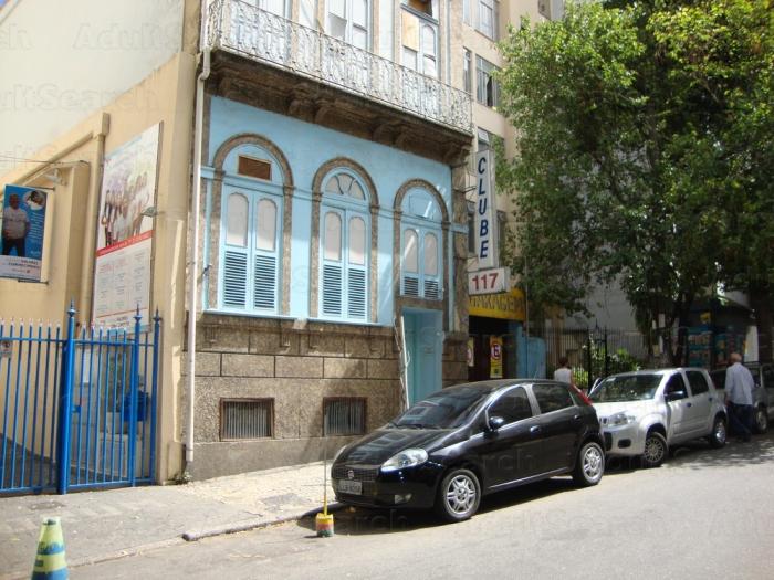Gag Brothels Janeiro Club 117 Rio De