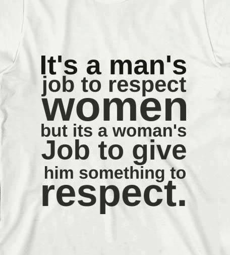 All Females Respect