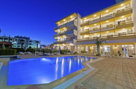Love Hotels In Rhodes Greece