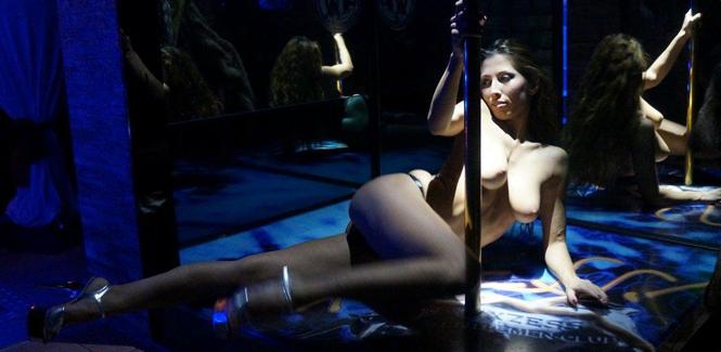 Nikki Vienna Strip Club Variete