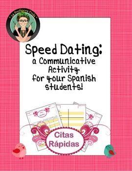 Spanish Speed Dating In Windsor