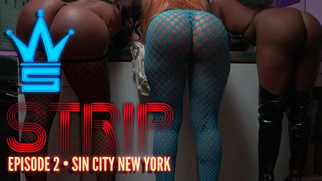 New Strip City York Gentlemans Hush Club