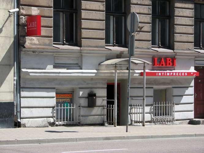 Latvia In Sex Shops Riga