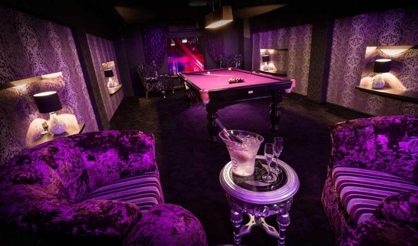 Birmingham Club Medusa Strip Gentlemens