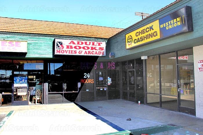 Ghent Sex Shops X-spot San Jose