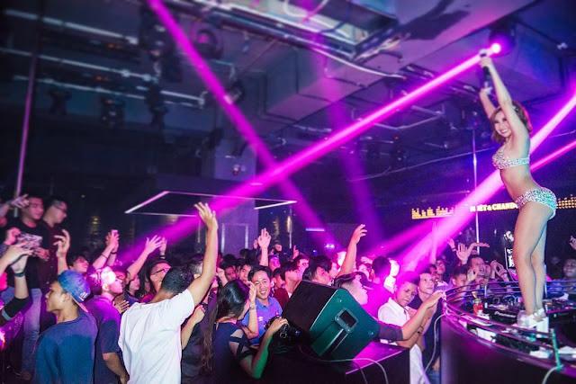 Dvp Bar Club Lizas Batam Night