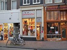 Christine Le Duc Alkmaar Sex Shops