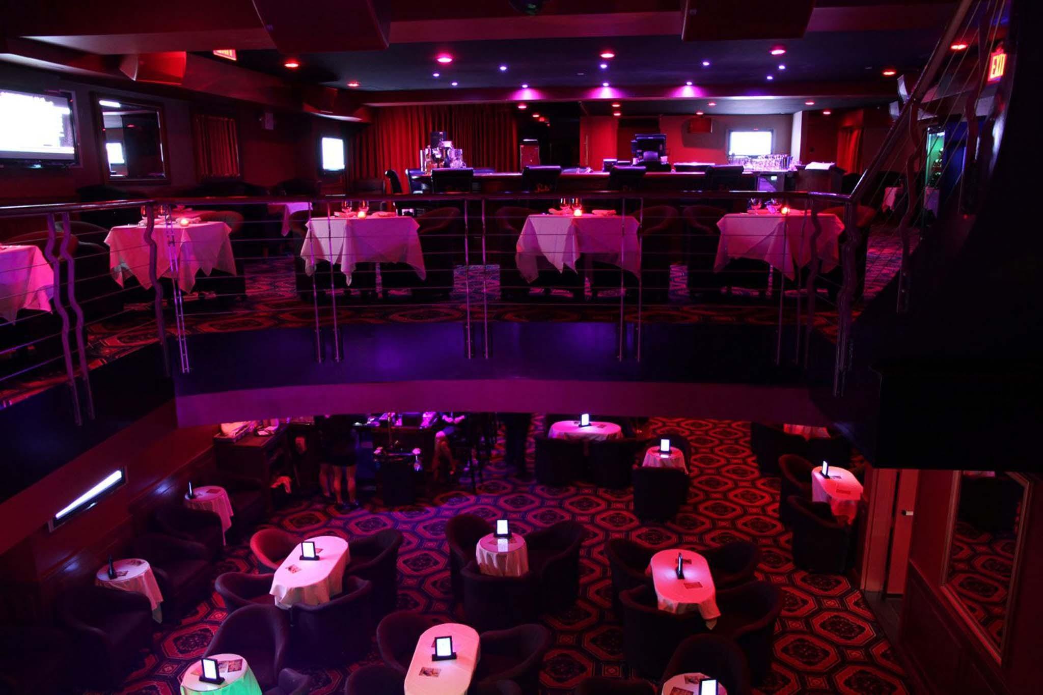 County New Cabaret City Strip Club Key York