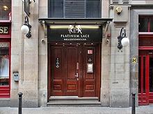 Cora Enoch Parlors St Club Glasgow Massage