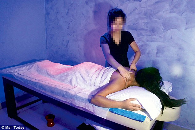 Massage Copenhagen Parlors Buddinge Thai