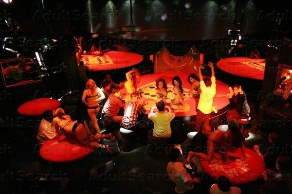 Charleroi Francisco Mitchell Strip Ofarrell Club Theatre San Brothers