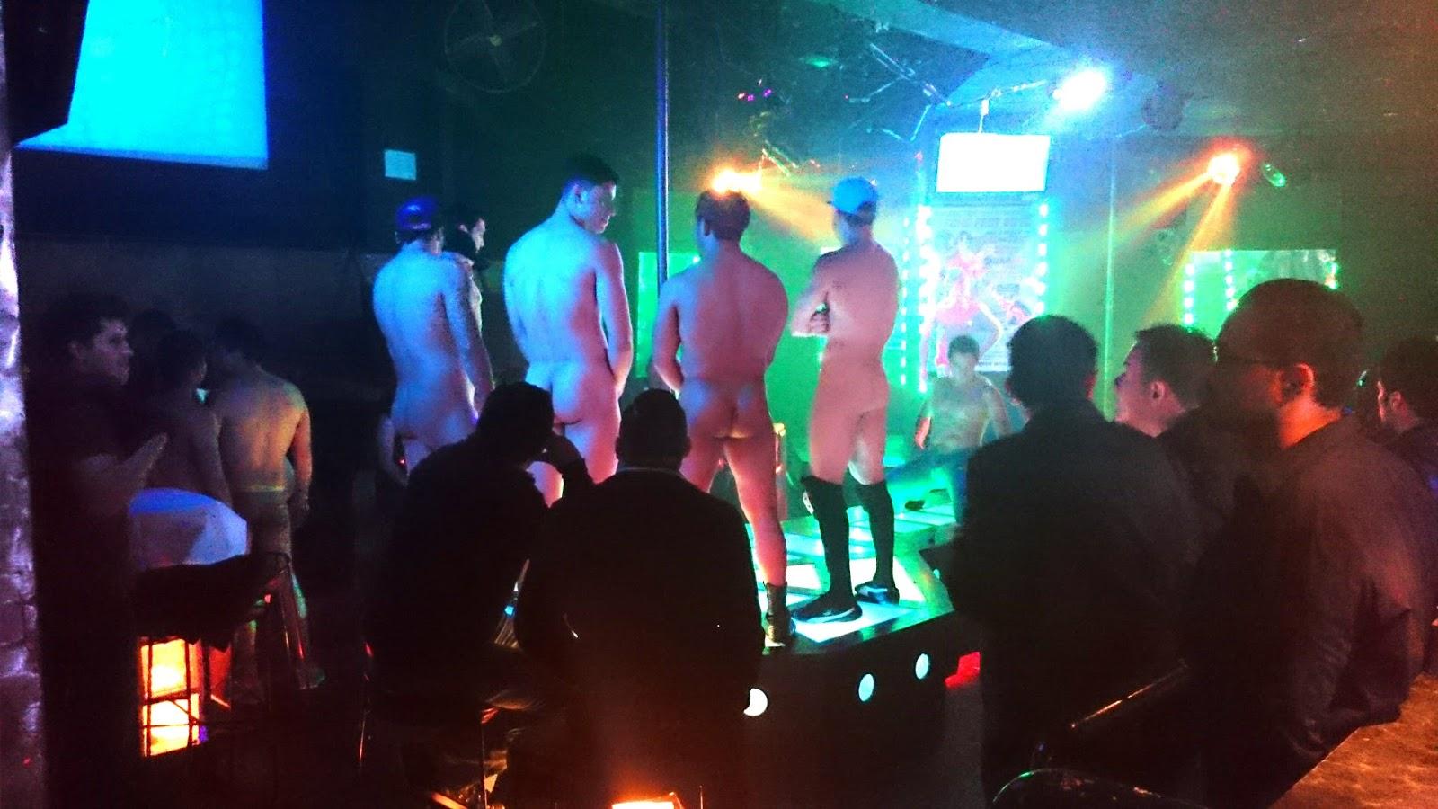 Blossom Tijuana Mexico Gay Club In