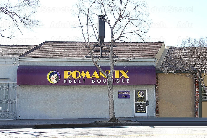 Sex Shops Bridgeport Romantix