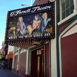 Tom Ofarrell San Theatre Club Strip Brothers Mitchell Francisco