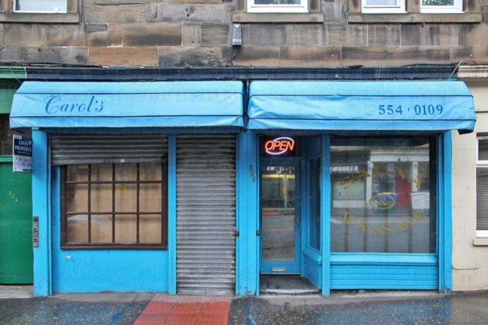 Business Edinburgh Massage Sauna Parlors Carols