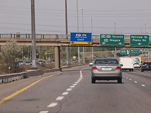 Dundas Toronto Black 427 Escort Highway Etobicoke Mississauga