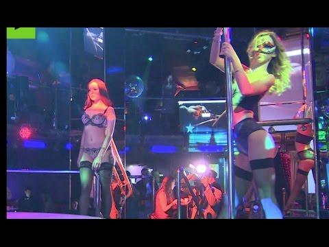 Galley Strip Club Golden Girls Moscow