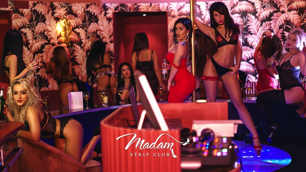 Burlington Strip Club Madame Bar Vienna