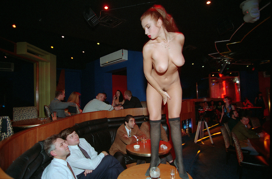 Strip Club Golden Girls Moscow