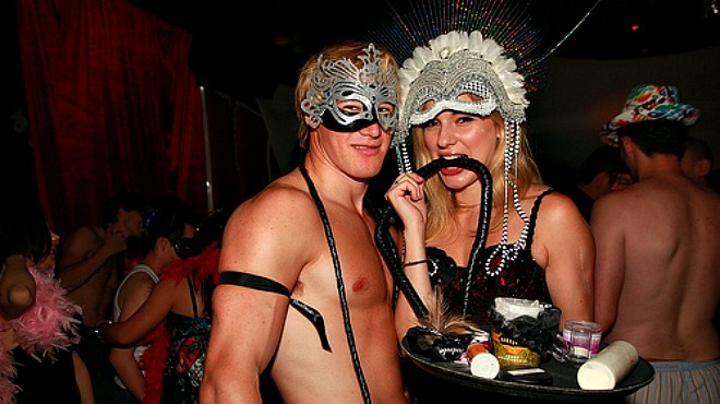 Club Vienna Fantasy Bar Night