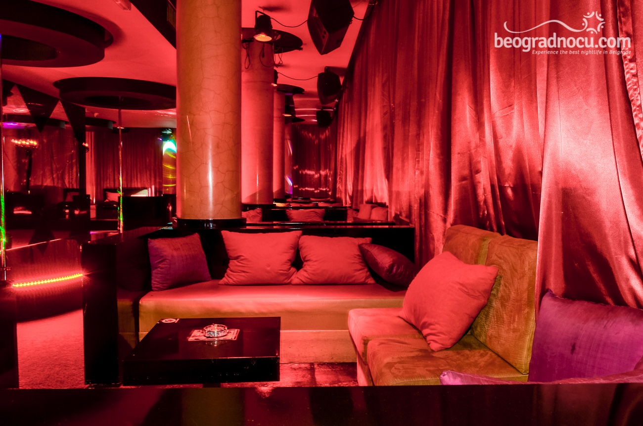 Strip Club Belgrade Romansa Night