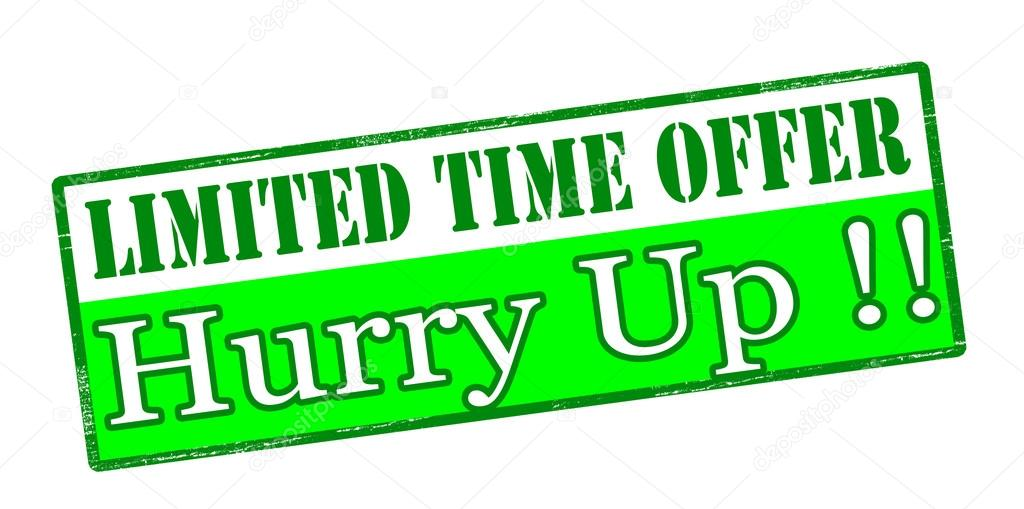 Akirayano Time Hurry Offer Limited