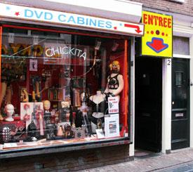 Bronx Amsterdam Sex Shops