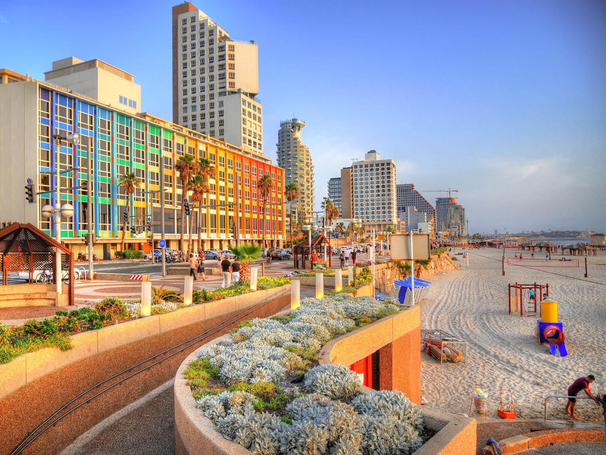 Love Hotels In Tel Aviv Israel