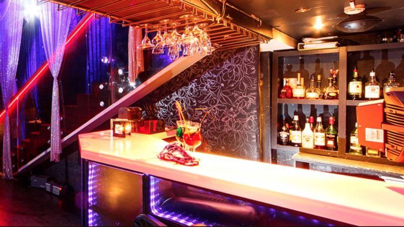 Cabaret Bar Zavist Saint Petersburg Strip Club