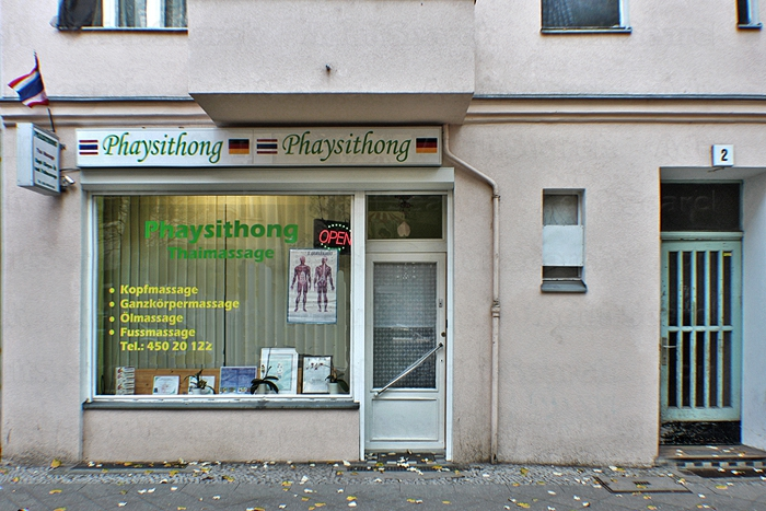 Parlors In Germany Massage
