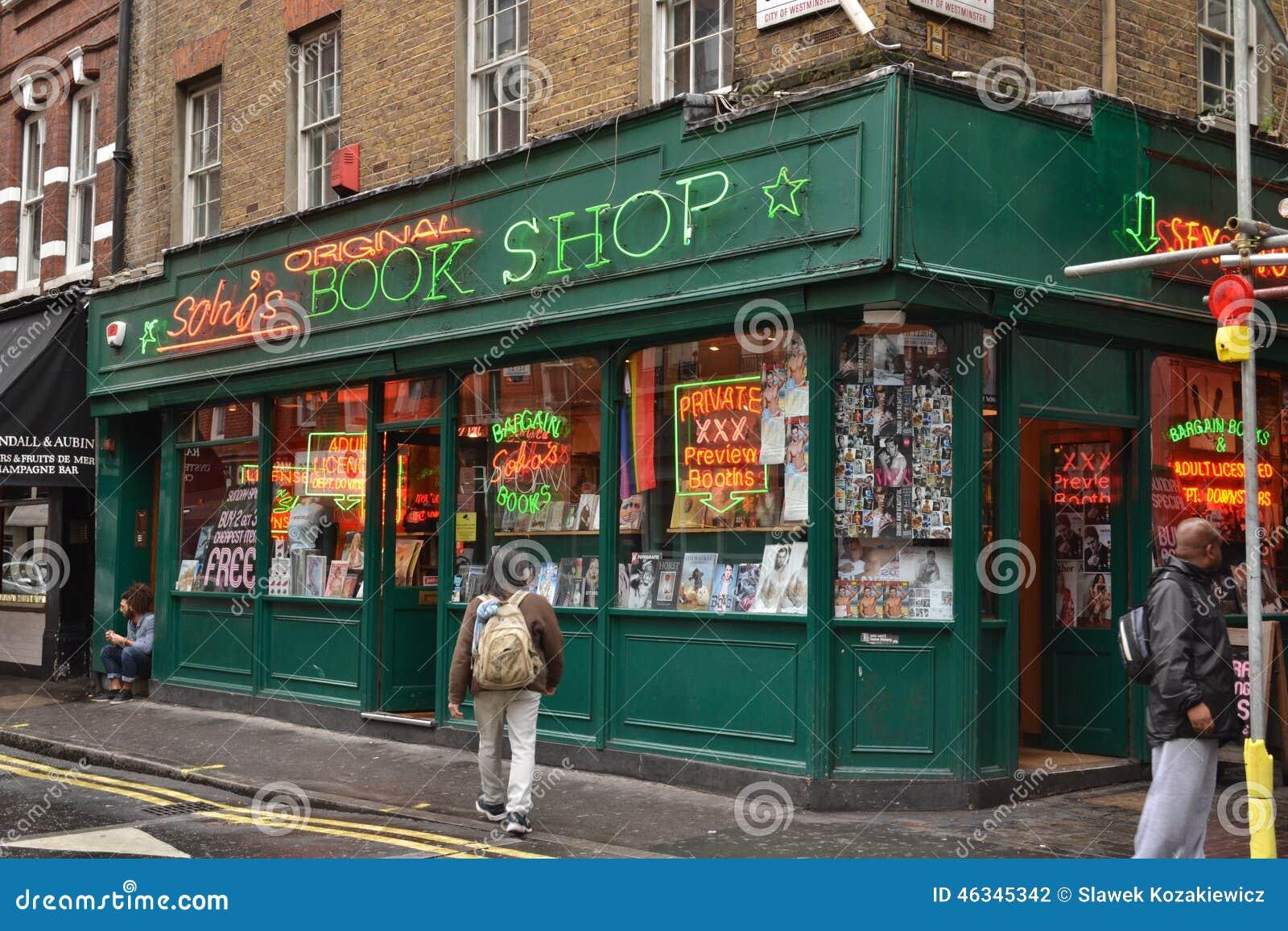 Sex Shops Harmony Store London