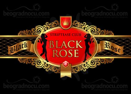 Rose Strip Black Club Belgrade