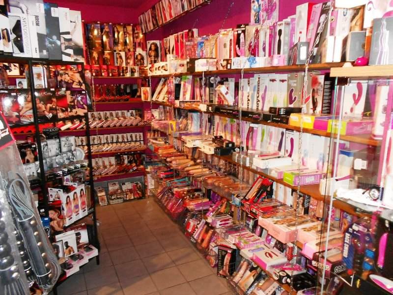 Sex Shop Terz Budapest Shops