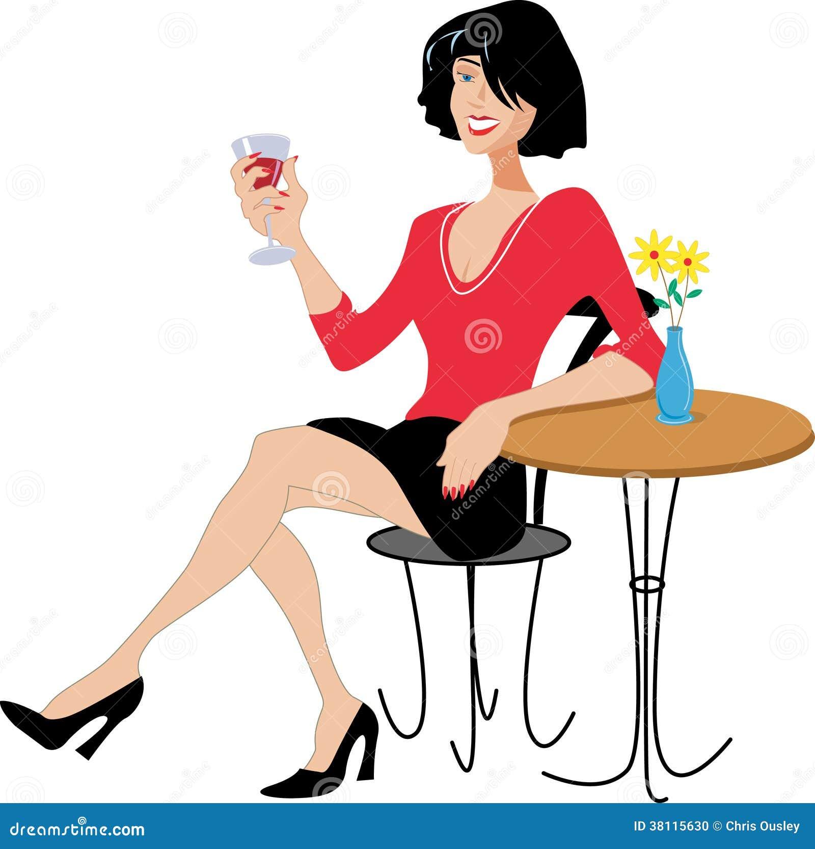 Glen Free Lady Singles Drinks