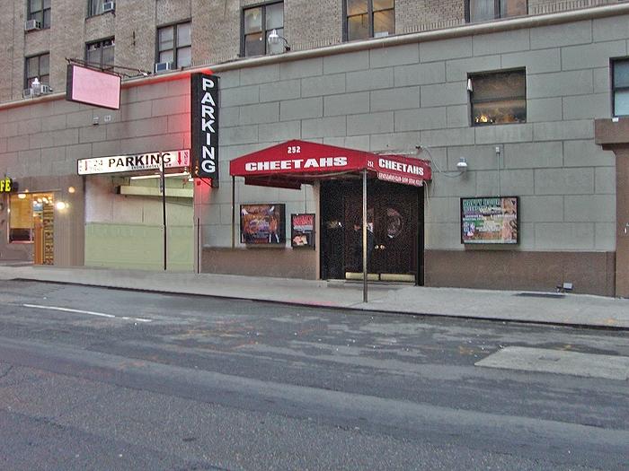 St.clair Strip New Hush York City Club Gentlemans