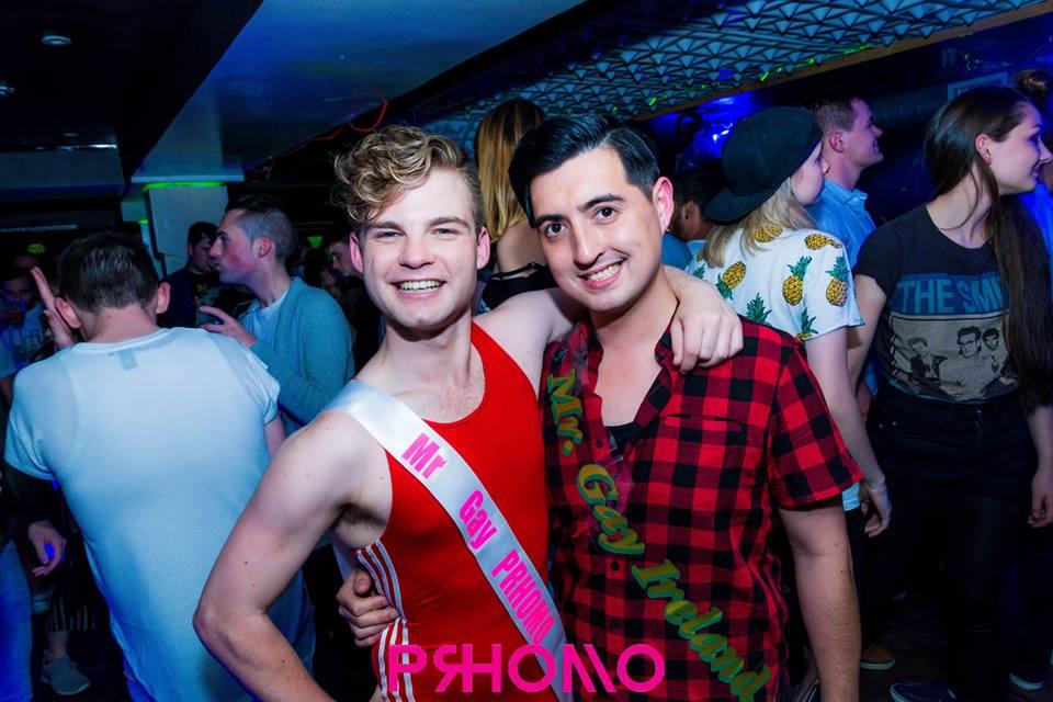 Througho Club Dublin Gay Ireland In