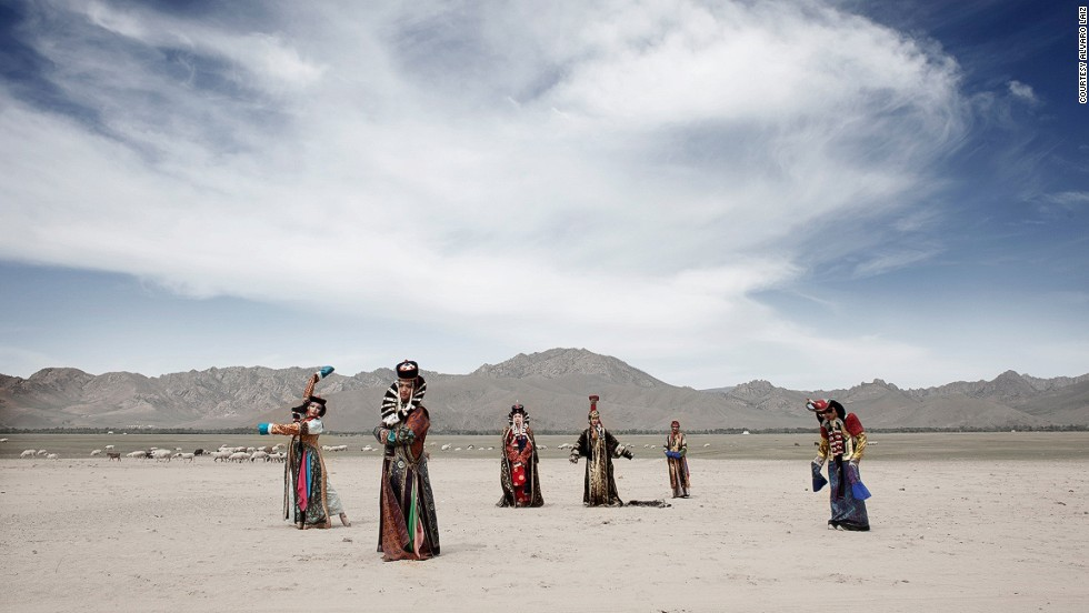 Gothic Transgender Ulaanbaatar Meet
