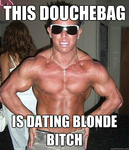 Notorious Bitch Dating Blond