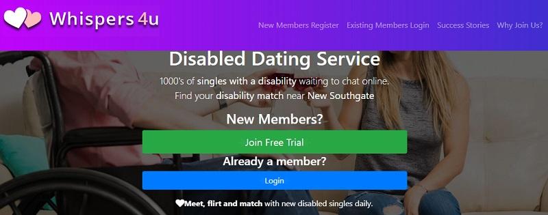 Dating Website Australia Disability