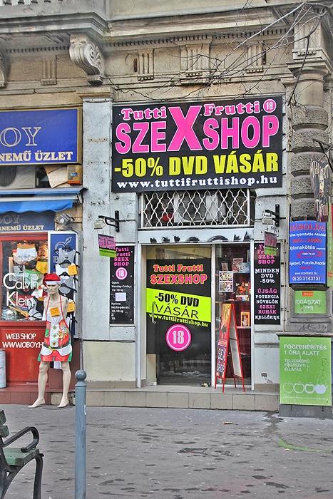 Boombastic Budapest Shops Shop Terz Sex
