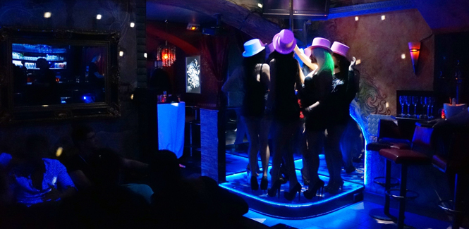 Club Strip Variete Vienna