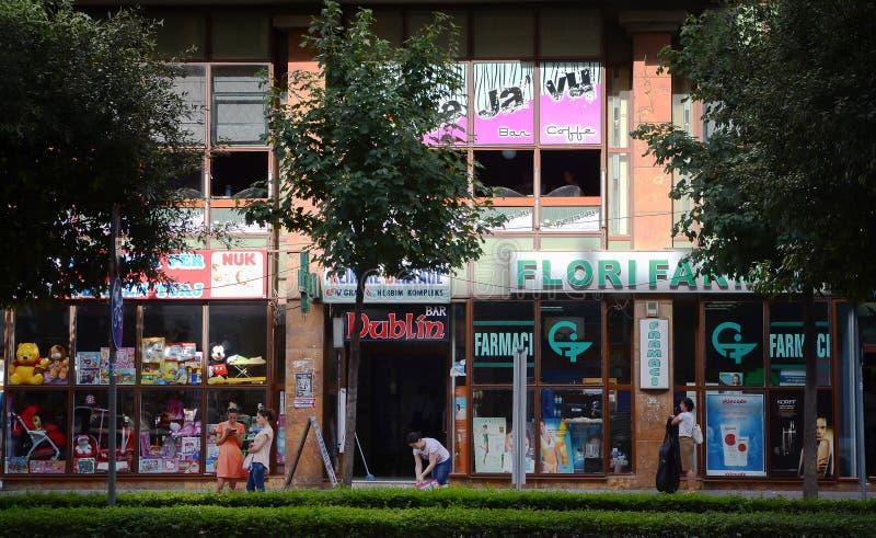 Originally In Tirana Shops Albania Sex