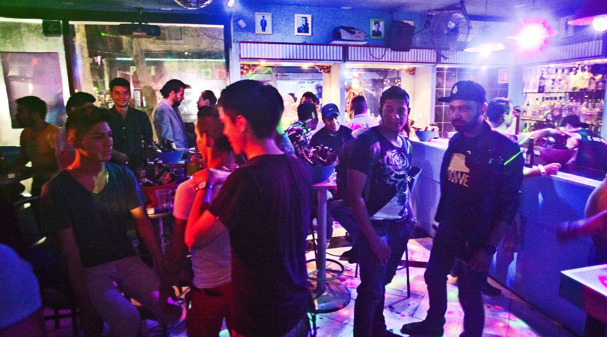 Coreyv In Mexico Puebla Club Gay