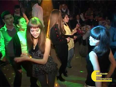 Girls In Night Club In Tbilisi Georgia