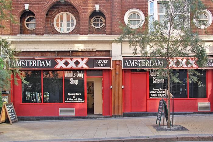 Heatwave Sex Shops Amsterdam Bronx