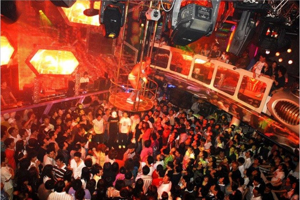 Club In China Strip Beijing