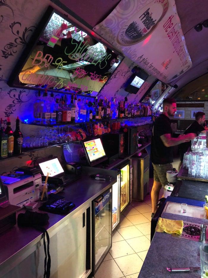 Prague Caf Latimerie Gay Club