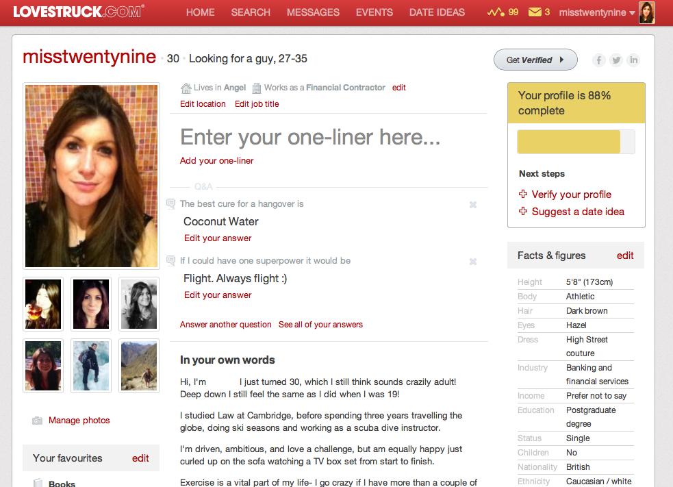 Lookn Website For 30s Dating