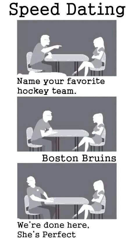 Boston In Speed Dating