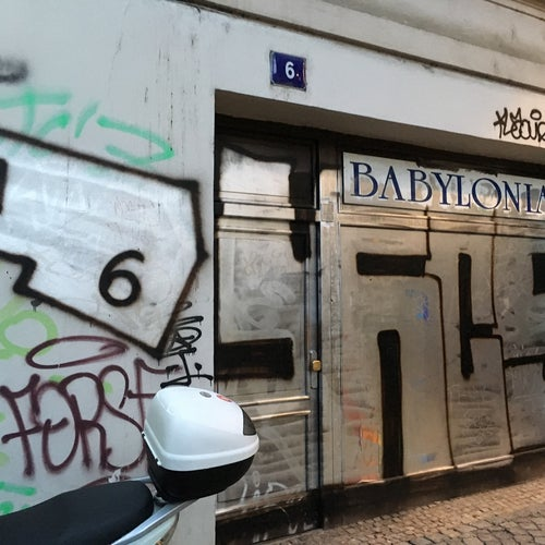 Madamex Prague Babylonia Gay Bathhouse